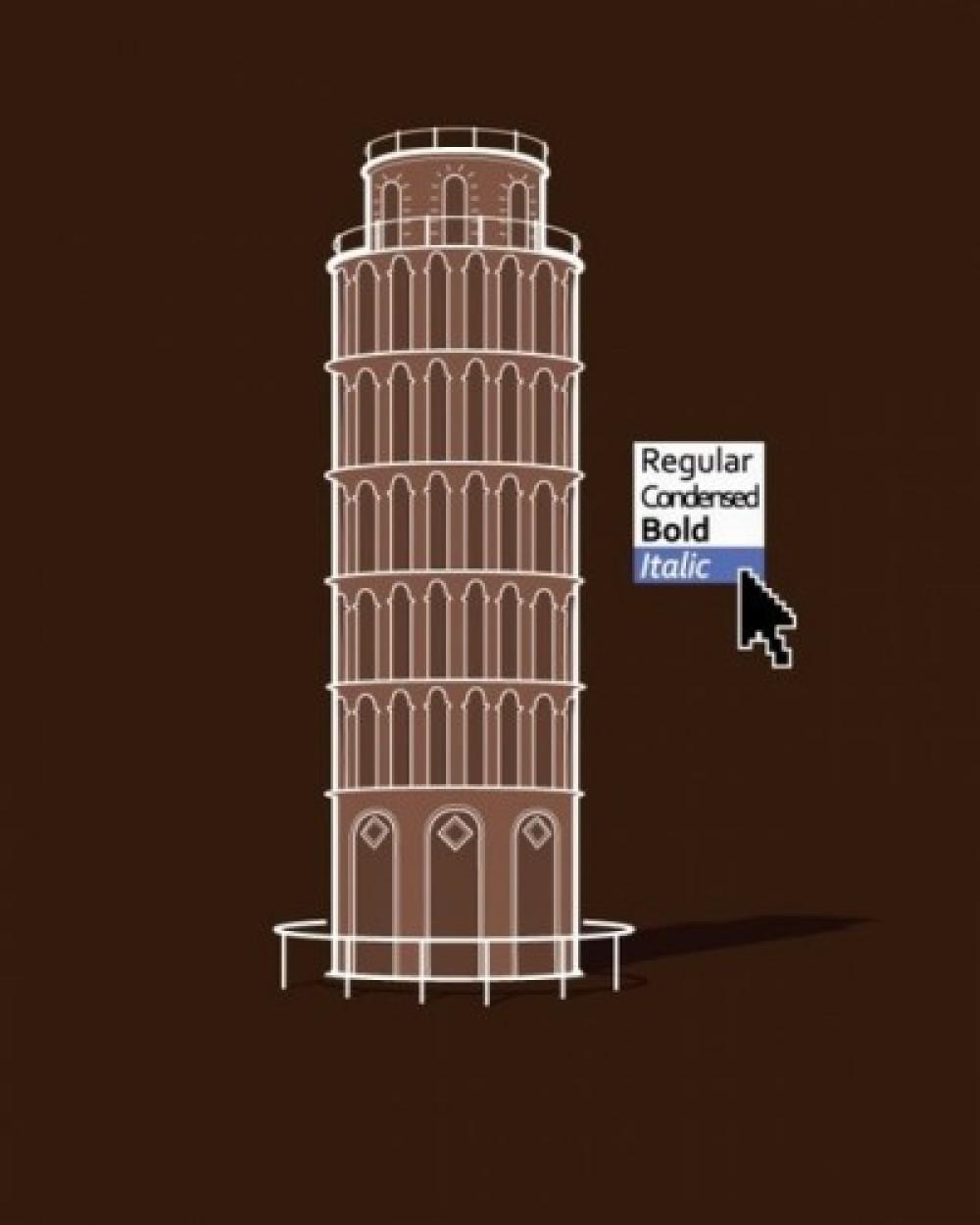 Πως έγειρε ο Πύργος της Πίζας;