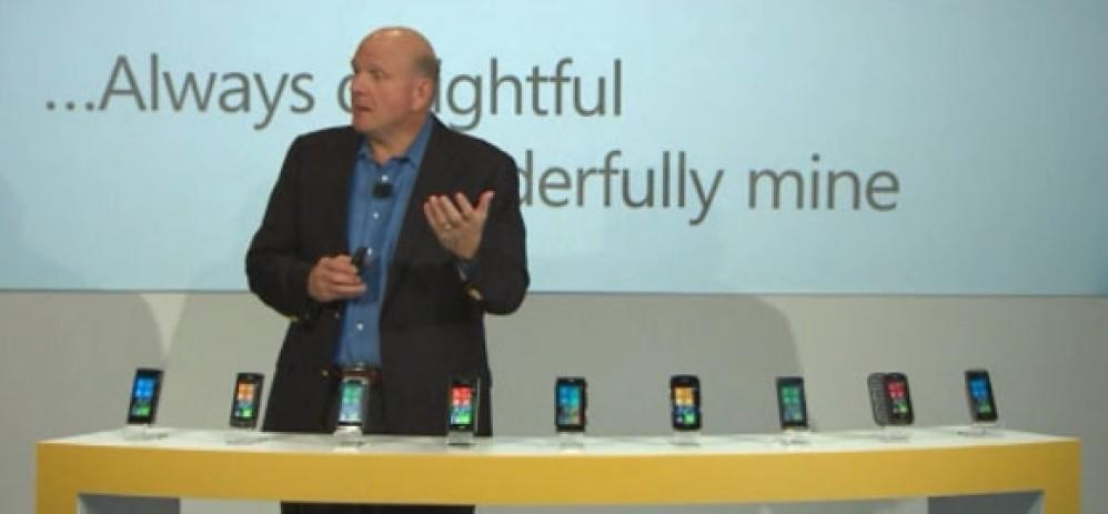 Windows Phone 7 Event: Μια σύντομη περίληψη της παρουσίασης!