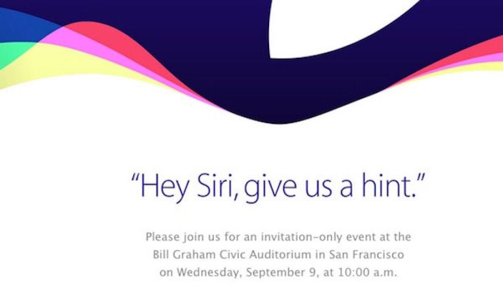 iPhone 6S / Plus, Νέο Apple TV, iPad Pro: Τι περιμένουμε από το event της Apple την Τετάρτη 9 Σεπτεμβρίου
