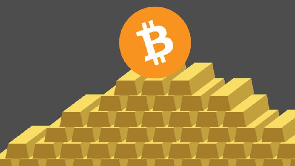 Ιστορικό γεγονός: Το Bitcoin ξεπέρασε σε αξία τον χρυσό! [Video]