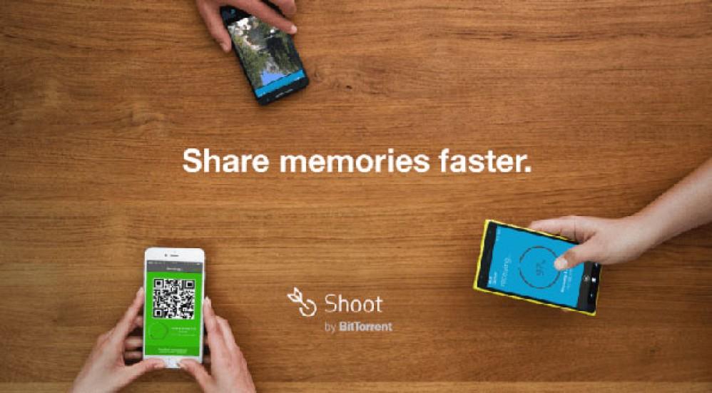BitTorrent Shoot: Νέα εφαρμογή για ανταλλαγή φωτογραφιών και videos μεταξύ συσκευών iOS, Android και Windows Phone [Video]