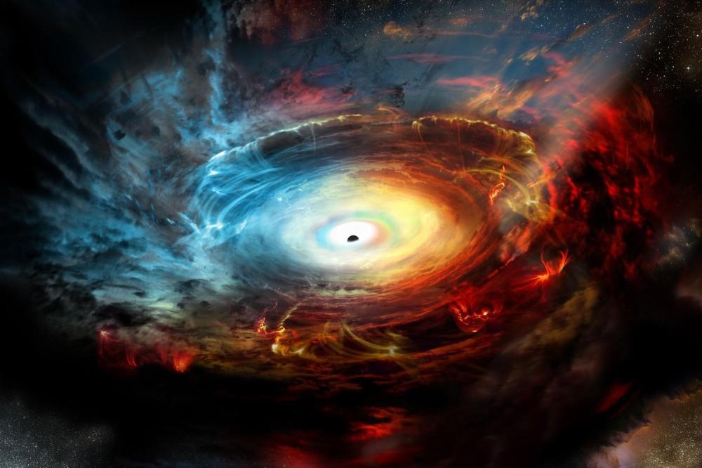 Αστρονόμοι ίσως κατάφεραν να τραβήξουν την πρώτη φωτογραφία μαύρης τρύπας στην ιστορία