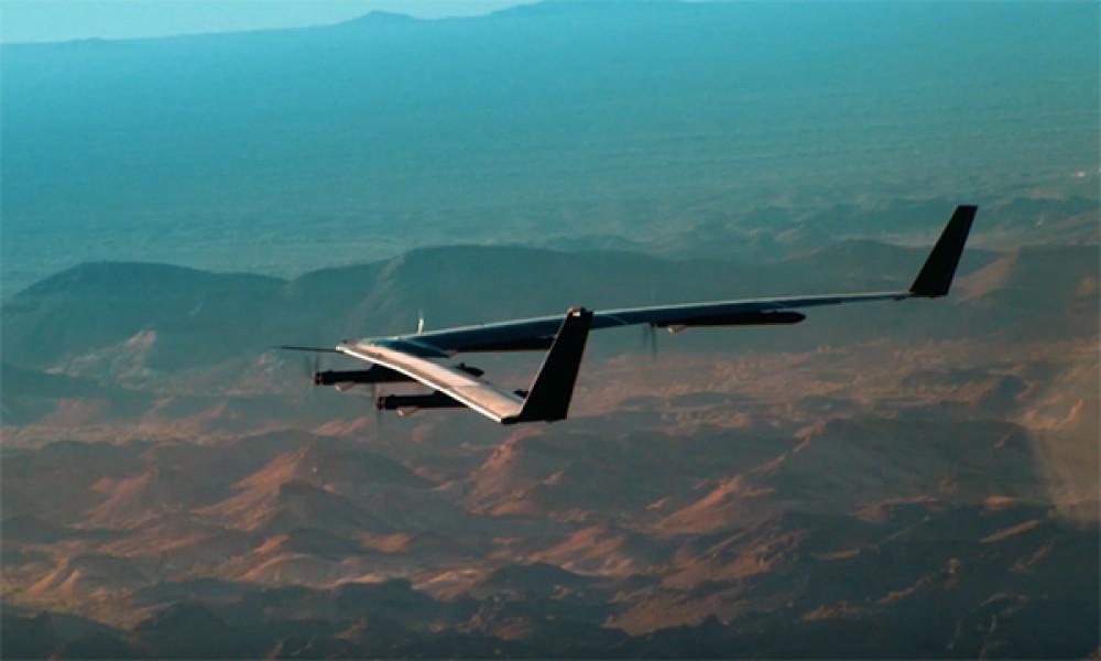 Η Facebook εγκαταλείπει τα σχέδια κατασκευής δικών της drones για την παροχή Internet