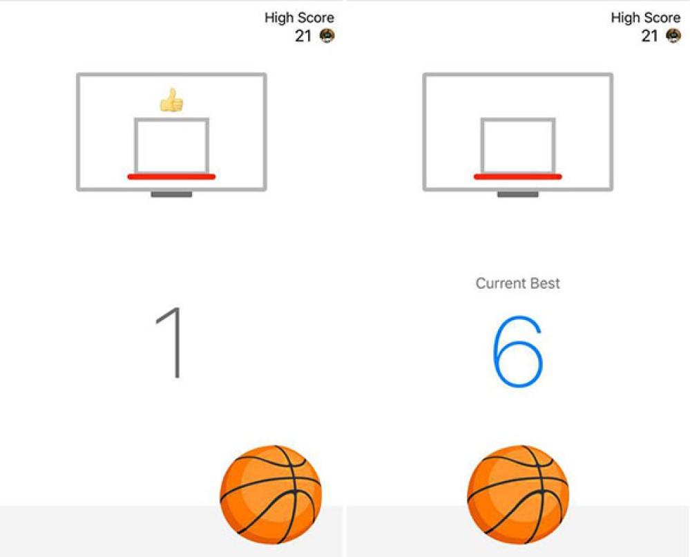 Παίξε μπασκετάκι στο Facebook Messenger