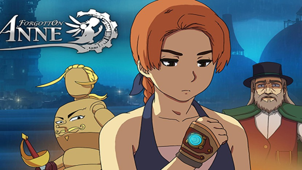 Forgotton Anne: Ένα πανέμορφο platform - adventure που θυμίζει ταινία anime [Video]