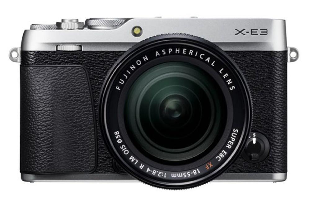 Fujifilm X-E3: Η νέα compact mirrorless κάμερα της εταιρείας με αισθητήρα 24.3MP και δυνατότητα λήψης 4K video