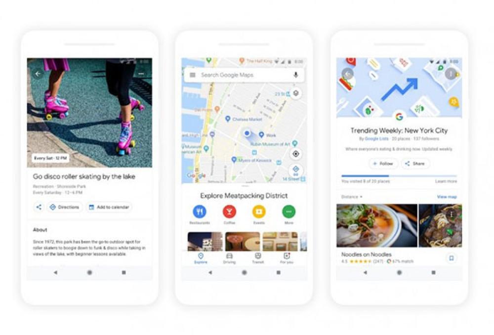 Google Maps: Μια πιο προσωπική εμπειρία χρήσης και σύστημα πλοήγησης με μόνο σύμμαχο την κάμερα του smartphone