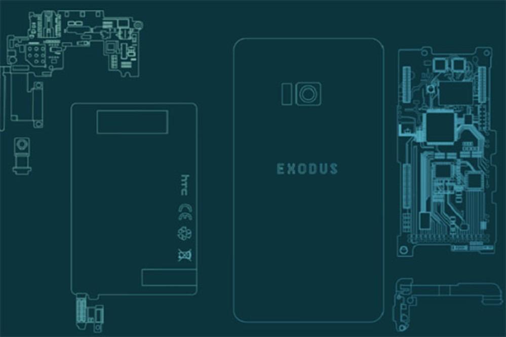 HTC Exodus: Νέες πληροφορίες για το blockchain smartphone της εταιρείας