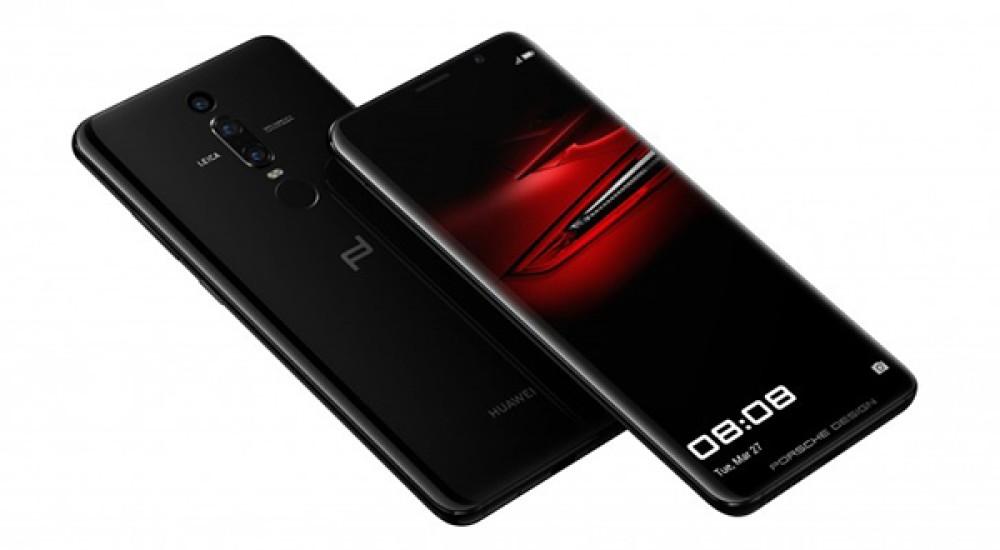 Huawei Porsche Design Mate RS: Με οθόνη 6.0'' QHD (18:9) χωρίς notch, αισθητήρα κάτω από την οθόνη, έως 512GB αποθηκευτικό χώρο και τιμή....κλάμα...
