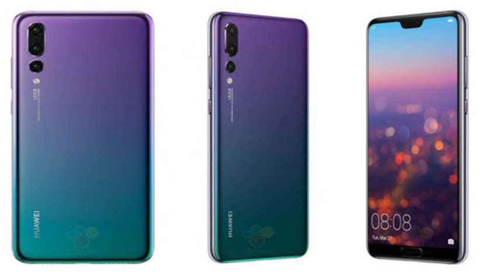 Huawei P20: Δείτε τα εντυπωσιακά διαθέσιμα χρώματα και περισσότερα στοιχεία για τα specs