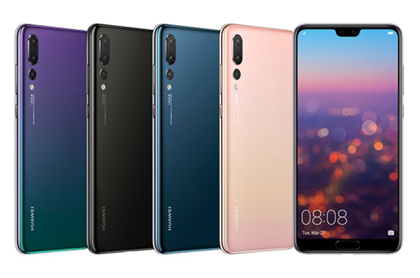 Huawei P20 και Huawei P20 Pro: Επίσημα οι νέες ναυαρχίδες με notch, πανίσχυρες κάμερες και αναβαθμισμένες λειτουργίες AI