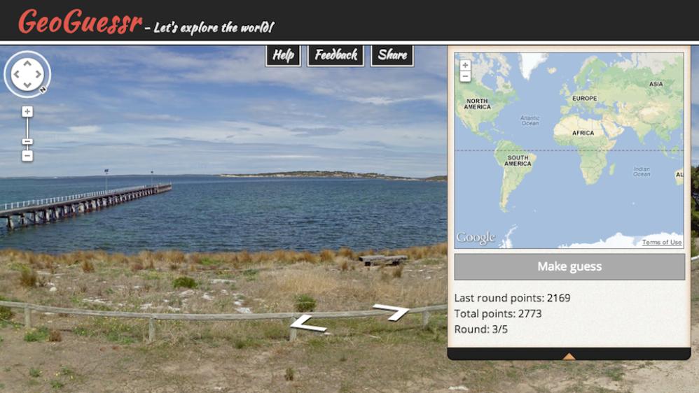 GeoGuessr: Μάντεψε πού βρίσκεσαι βλέποντας εικόνες από το Google Street View