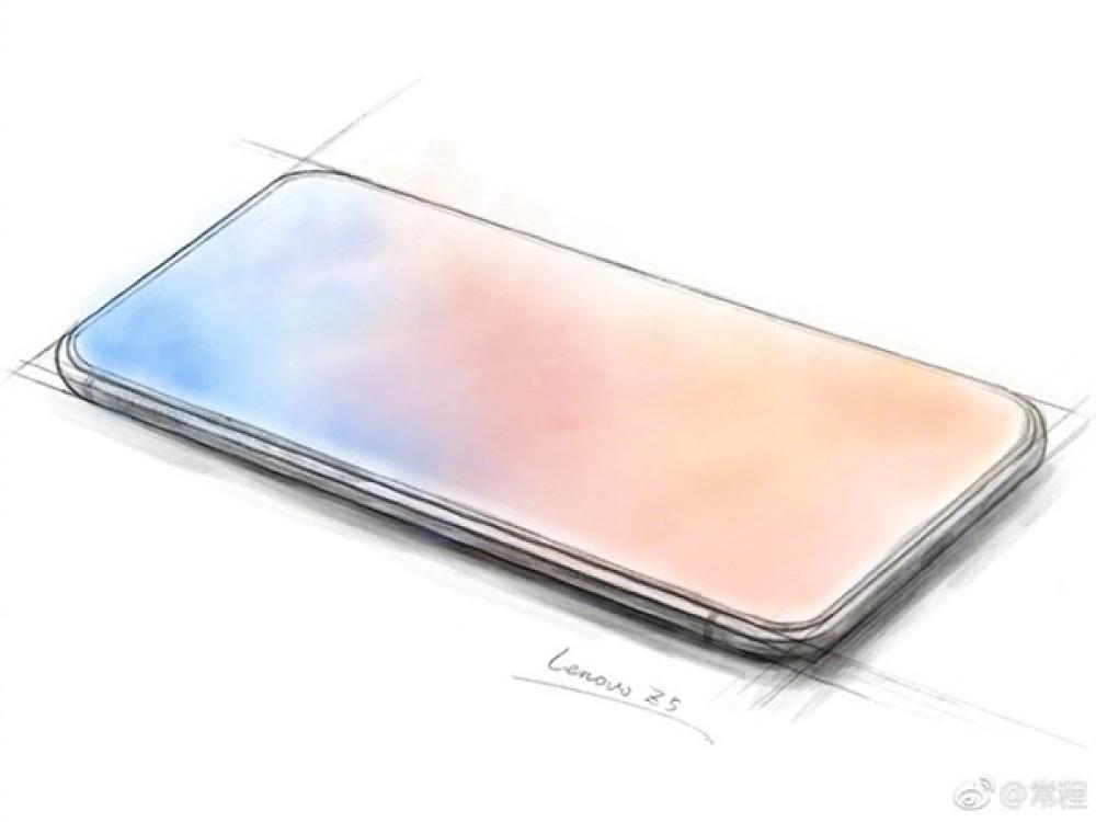 Lenovo Z5: Αυτό θα είναι το πρώτο smartphone στον κόσμο με οθόνη που καταλαμβάνει το 95% της πρόσοψης