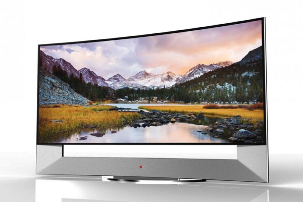 Κυρτή 105'' 4K Ultra HDTV και webOS TV από την LG στην επερχόμενη CES 2014