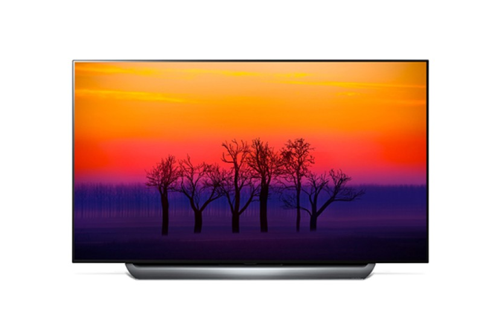 LG 4K OLED TV C8 Series: Το απόλυτο μαύρο δημιουργεί το τέλειο χρώμα στη νέα σειρά τηλεοράσεων της εταιρείας