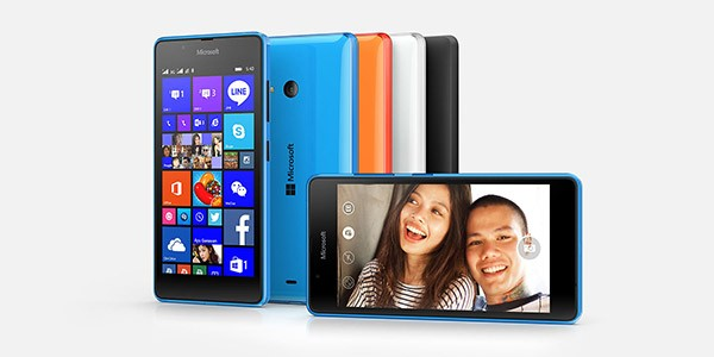 Microsoft Lumia 540: Επίσημα με οθόνη 5'' HD, quad-core επεξεργαστή, dualSIM και τιμή $149 [Video]