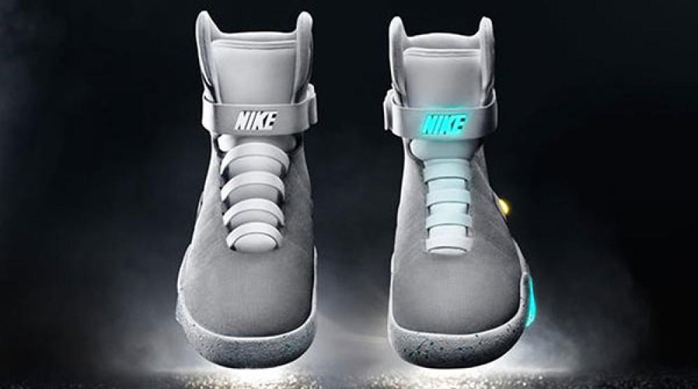Nike Mag: Τα παπούτσια με κορδόνια που δένονται μόνα τους κυκλοφορούν το 2016 [Video]