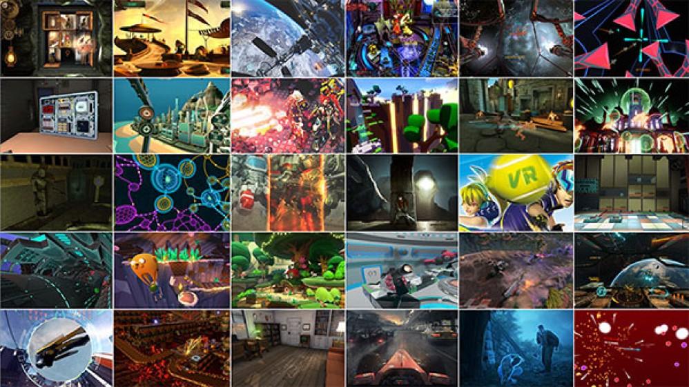 Oculus Rift: Αυτά είναι τα πρώτα 30 παιχνίδια, διαθέσιμα στις 28 Μαρτίου [Video]