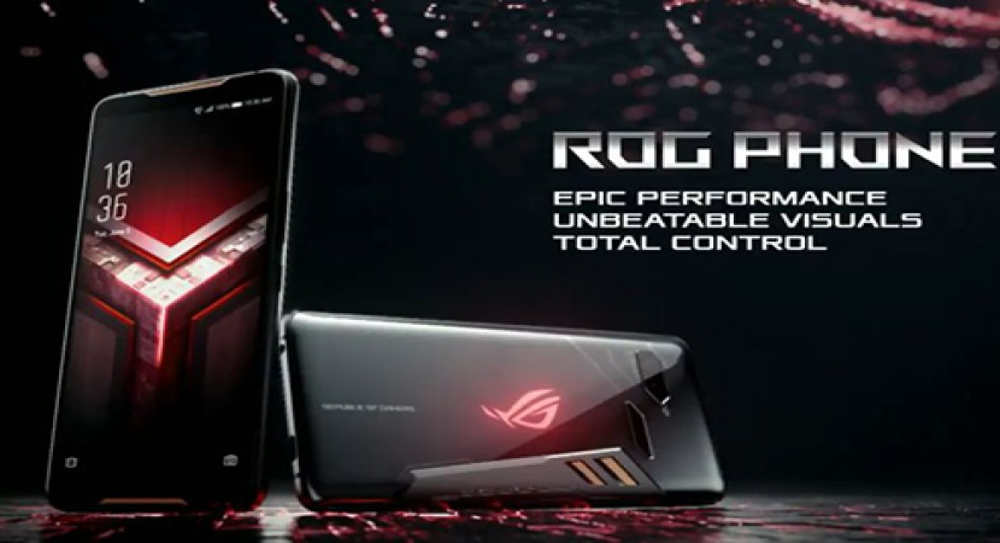 ASUS ROG Phone: Επίσημα το gaming smartphone με οθόνη 6.0'' FHD+, Snapdragon 8GB και έως 512GB αποθηκευτικό χώρο