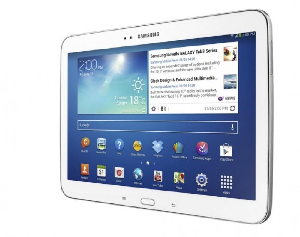 Samsung Galaxy Tab 3: Ανακοινώθηκαν δύο νέα μοντέλα μεγέθους 8'' και 10.1'' [Computex 2013]