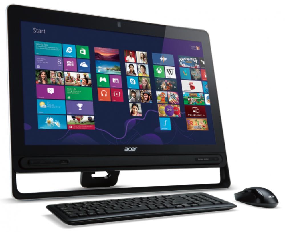 """Acer Aspire Z3, νέο 23"""" All-in-one PC με Full HD οθόνη αφής [Computex 2013]"""