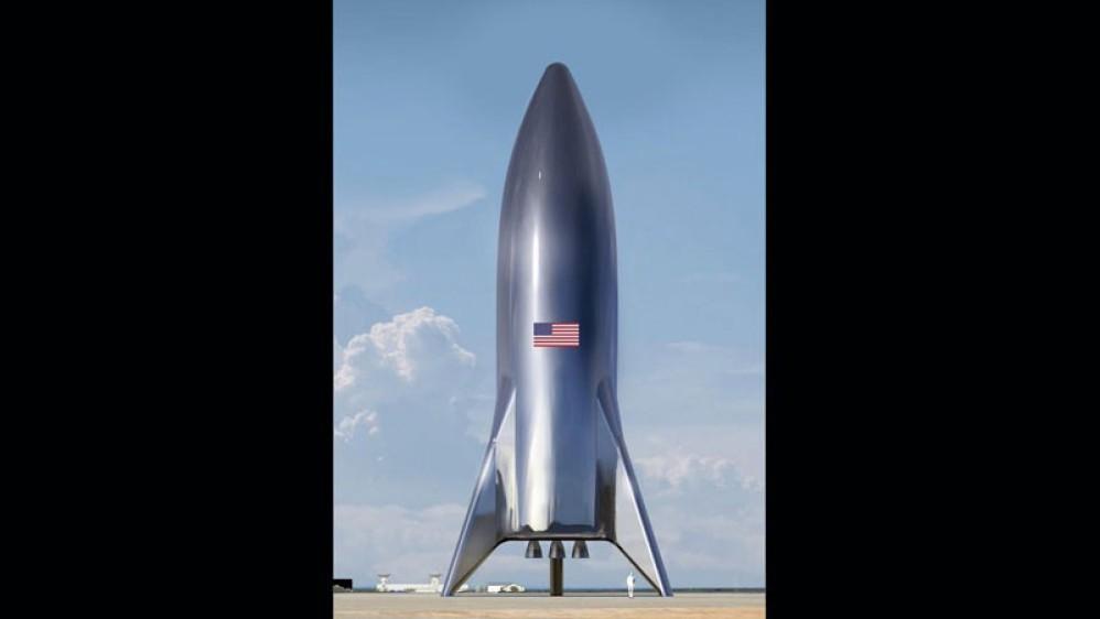 Starship: Αυτό είναι το διαστημικό σκάφος του Elon Musk για το ταξίδι στον Άρη (και όχι μόνο)