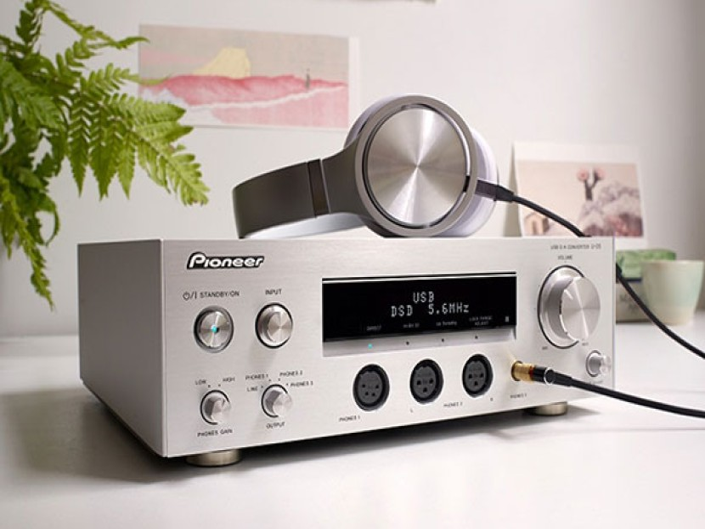 Pioneer U-05: Ο νέος ενισχυτής ακουστικών για συστήματα ήχου βασιζόμενα σε υπολογιστή