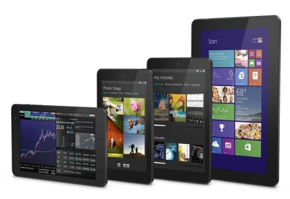 Dell Venue 8 Pro/11 Pro (Windows 8.1), Venue 7/8 (Android) και αναδιπλώμενο Ultrabook XPS 11, με τιμές που θα έπρεπε να δει η Microsoft...