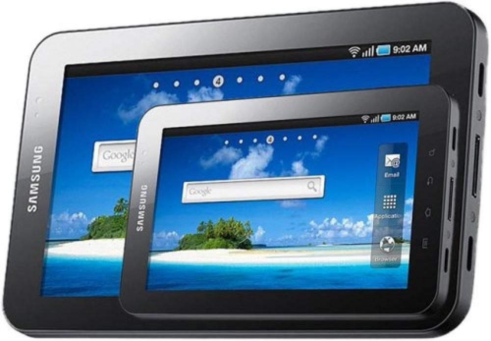 Η Samsung θα ετοιμάσει Galaxy Tab μεγέθους 10'' για το 2011