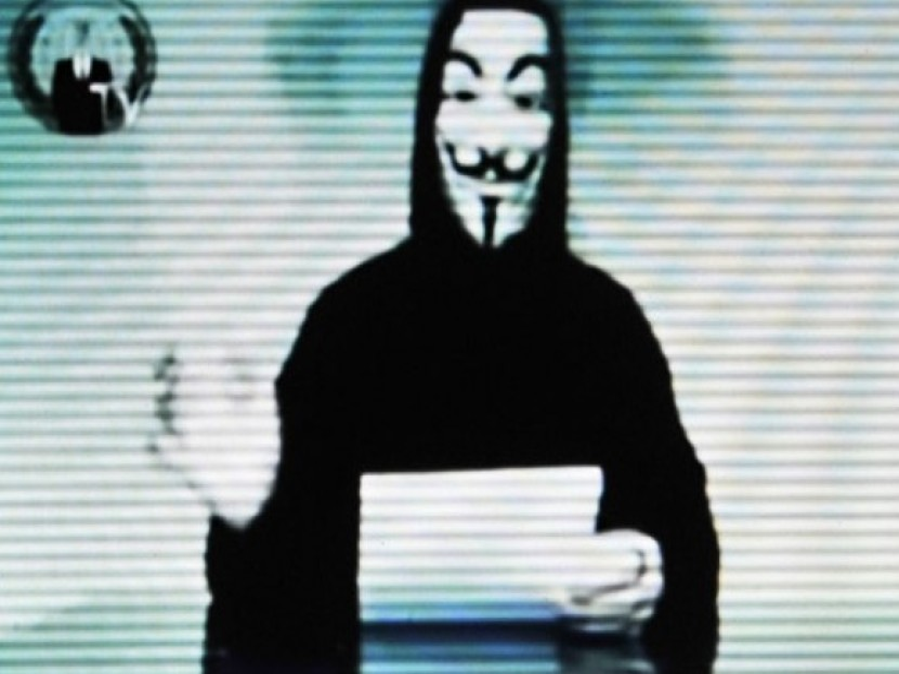 Anonymous: Έχουμε πρόσβαση σε όλες τις μυστικές βάσεις δεδομένων της Κυβέρνησης