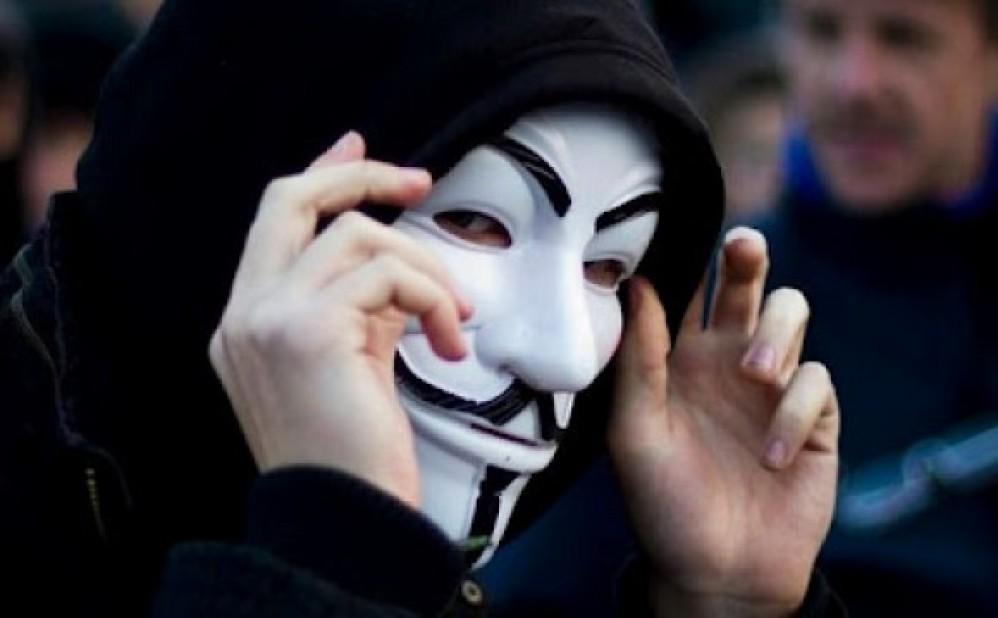 Οι Anonymous παίρνουν θέση για τα χτεσινά επεισόδια στην Ελλάδα! [Video]