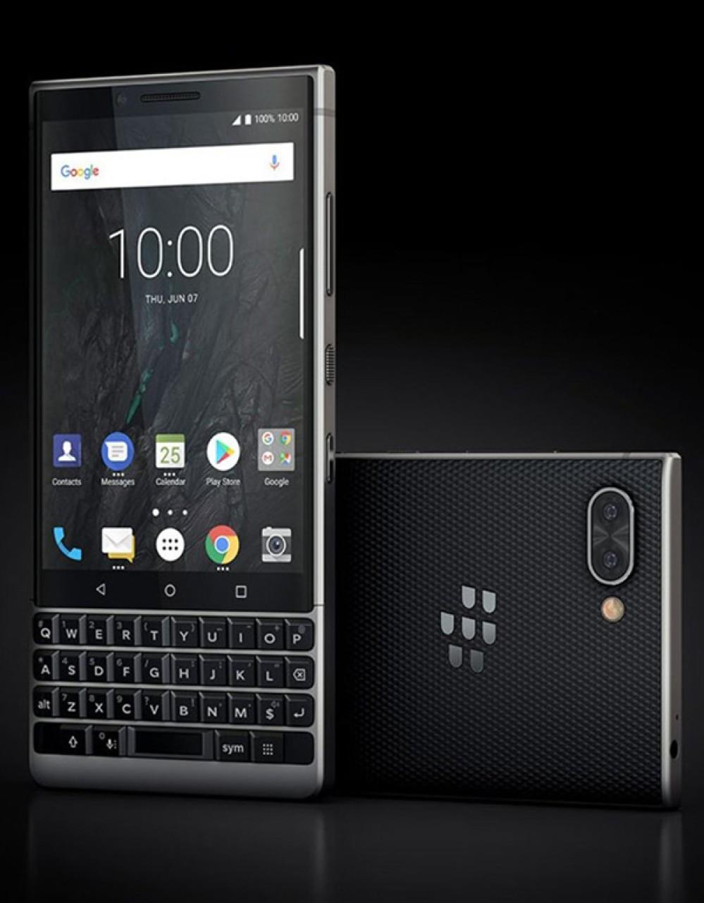 BlackBerry Key2: Αποκαλύφθηκε η πανέμορφη εμφάνιση και τα τεχνικά χαρακτηριστικά του [Pics]