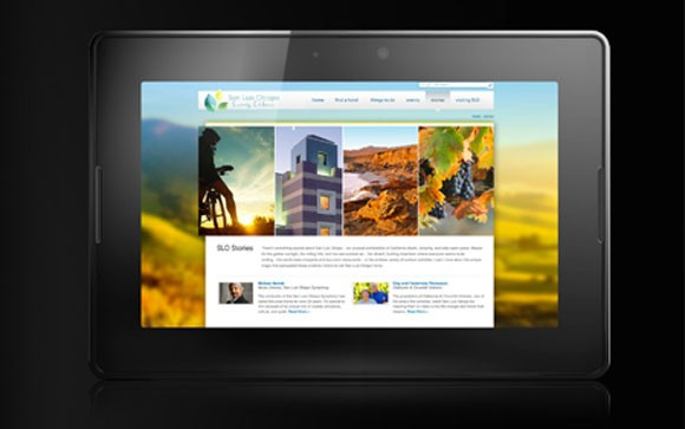 BlackBerry Tablet OS: Δοκιμάστε το τώρα!