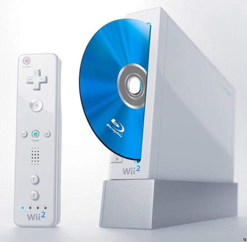 Nintendo Wii 2 HD και με Blu-ray drive;
