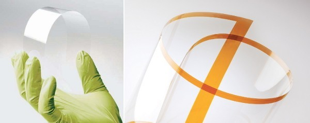 Corning Willow Glass, η νέα επικάλυψη για τις εύκαμπτες οθόνες του μέλλοντος