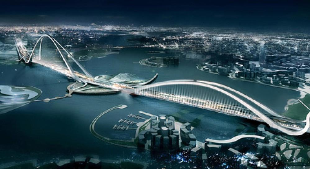 Η μεγαλύτερη κρεμαστή γέφυρα στον κόσμο!