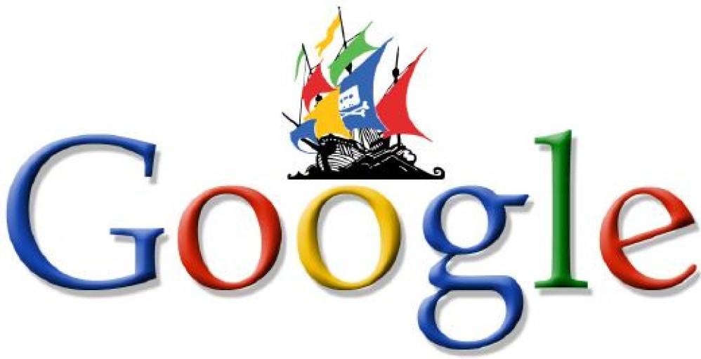 Σε μαύρη λίστα από τη Google τα PirateBay, IsoHunt, 4shared και πολλά άλλα