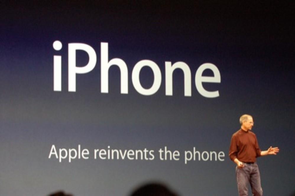 5 χρόνια iPhone! [Infographic]