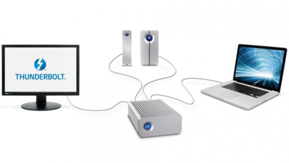 LaCie 2big Thunderbolt Series και eSATA Hub Thunderbolt Series, τα νέα συστήματα αποθήκευσης [CES 2012]