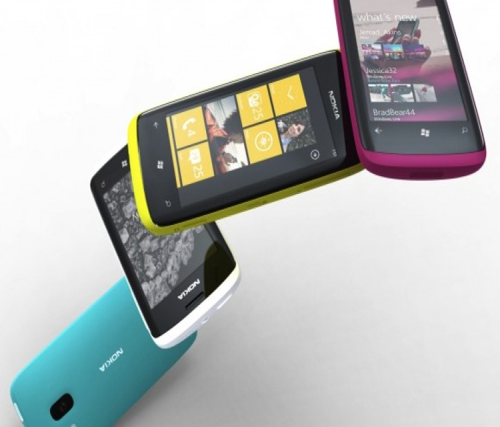 Nokia WP7 smartphones: Πληροφορίες για τις πρώτες τέσσερις συσκευές!
