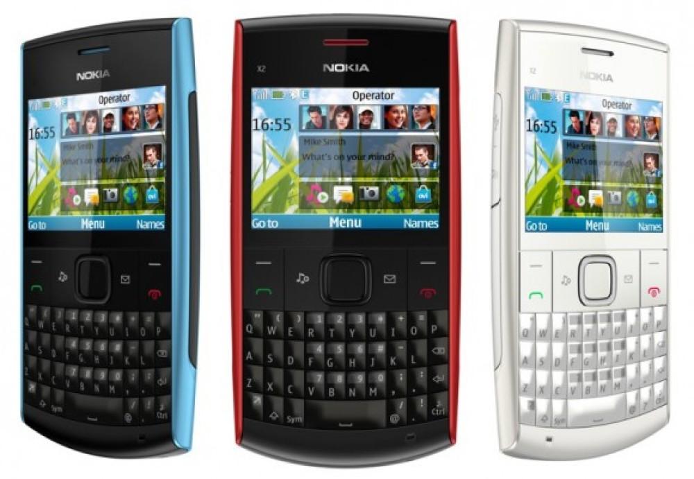 Nokia X2-01: Το νέο προσιτό, βασικό κινητό της Nokia