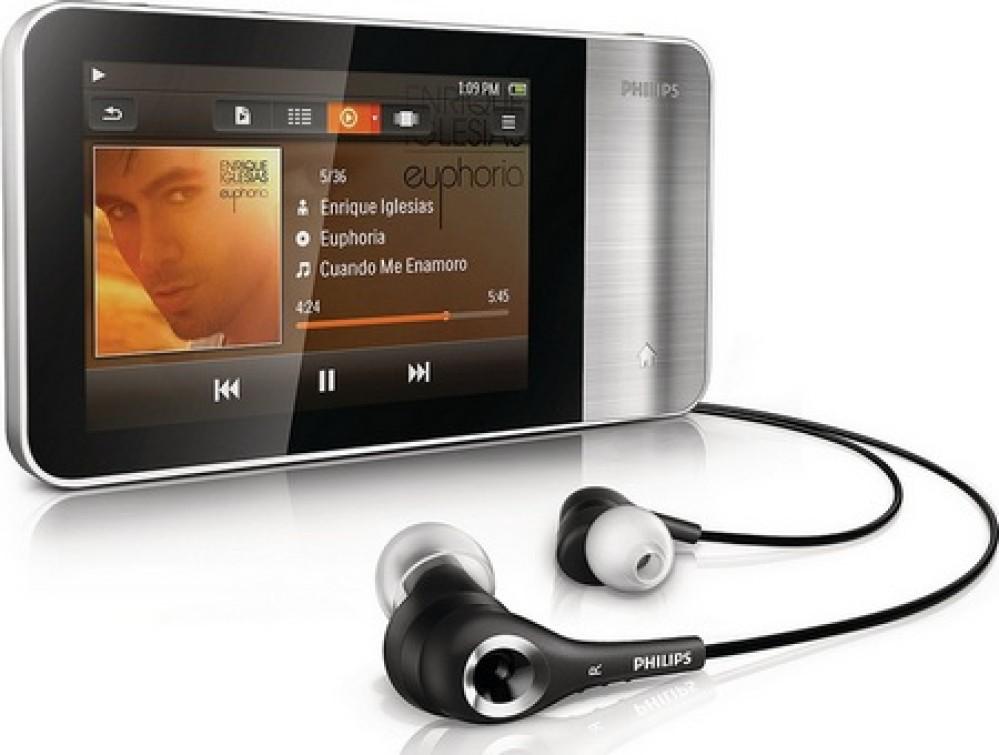 Philips GoGear Muse 3, το νέο φορητό media player