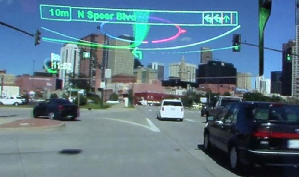 Pioneer: Augmented Reality σε σύστημα πλοήγησης αυτοκινήτου [Video]