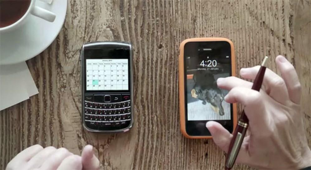 Η Samsung βάζει στο στόχαστρο τα BlackBerries, στο νέο διαφημιστικό σποτάκι της [Video]
