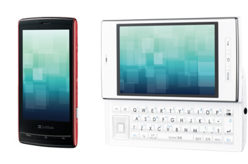 Sharp Galapagos glasses-free 3D Smartphones 003SH και 005SH, με Android 2.2!