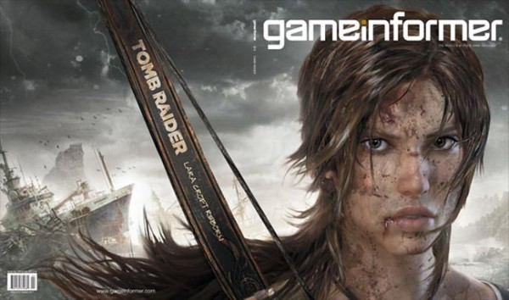Lara Croft: Οι πρώτες λεπτομέρειες για το νέο Tomb Raider!