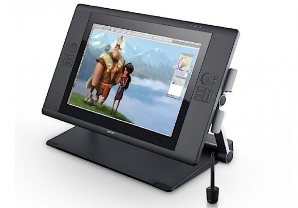 Wacom Cintiq 24HD Touch, η νέα graphic tablet με υποστήριξη multitouch!