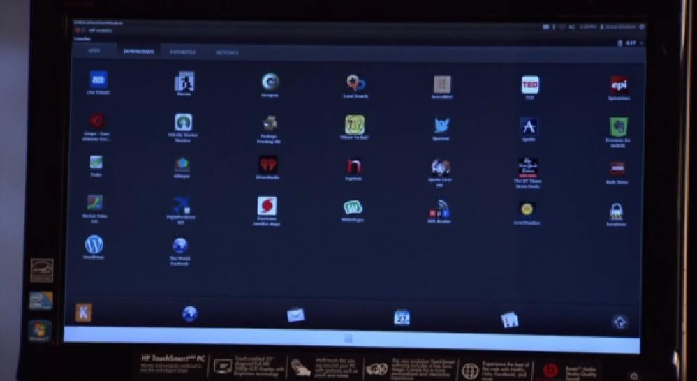 webOS 1.0: Διαθέσιμη η πρώτη έκδοση του open-source λειτουργικού συστήματος της HP! [Videos]