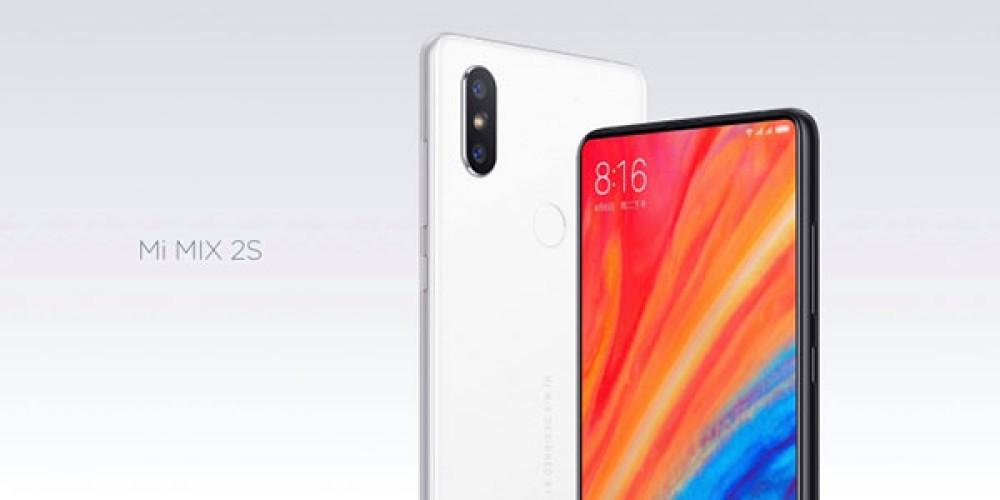 Xiaomi Mi MIX 2S: Επίσημα με Snapdragon 845, διπλή κάμερα και όχι τόσο πρωτοποριακό design
