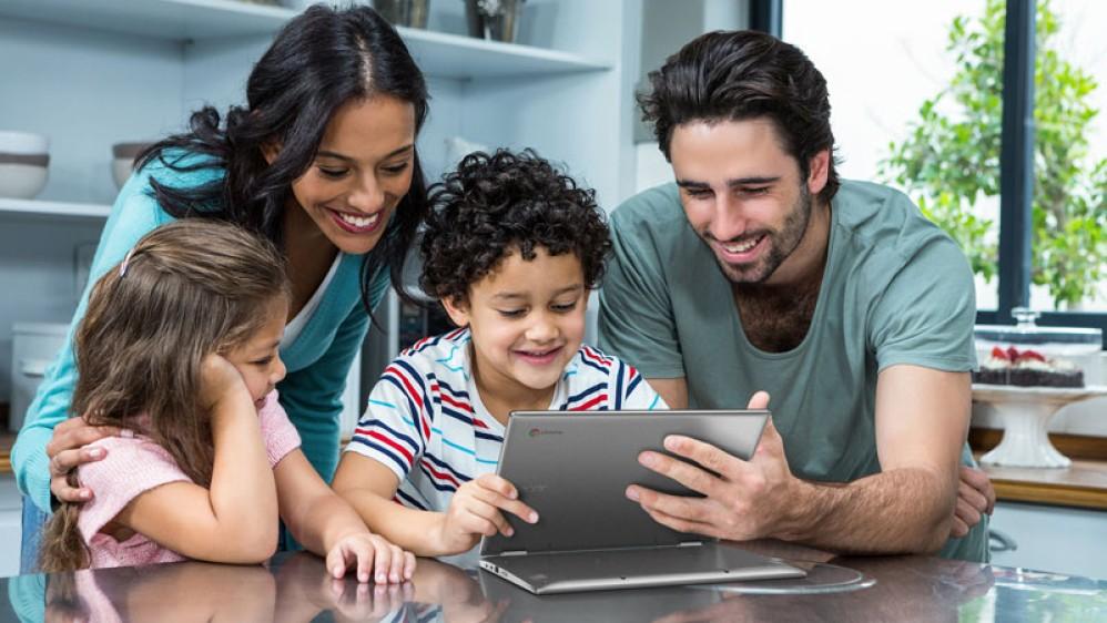 Τα νέα Acer Chromebooks συνδυάζουν ψυχαγωγία και παραγωγικότητα